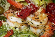 Shrimp / Photos of seafood shrimp! / by Brianna Briggs