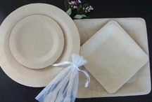 Unique Wedding Ideas... / Decorative bamboo picks, skewers, drink stirrers and servingware to enhance your wedding!