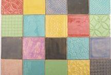 kafle robione ręcznie ceramic tiles flizen / hadn made tiles by dekornia.pl