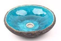 sink ceramic basin, umywalki ceramiczne robione ręcznie - dekornia #sink / hand made sink
