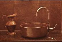 projects - realizacje #handmade ceramic home / realizacje z wykorzystaniem ręcznie robionych umywalek ceramicznych z pracowni dekornia.pl     /                 projects using handmade ceramic sinks from the studio dekornia.pl
