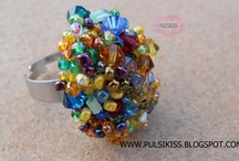 ANILLOS / RINGS / by Pulsikiss