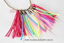 COLLARES / NECKLACES / by Pulsikiss