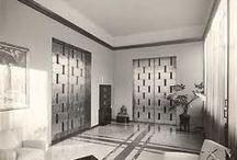 SG GALLERY MILANO / INTERIORS / Italian 20th century design, decorative arts and interiors