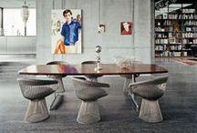 SHARON GOLDREICH / INTERIORS / Contemporary Interiors