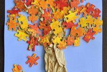 Autumn/Fall Crafts/Activities