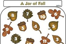 Autumn/Fall Worksheets