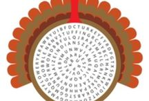 Thanksgiving Worksheets/Printables
