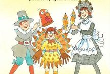 Thanksgiving Books/Songs/Videos
