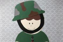 Veteran's Day Activities/Apps/Crafts