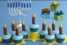 Hanukkah Fun Food