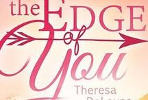 The Edge Of You inspiration / All the images that relate to The Edge Of You, my new adult contemporary romance