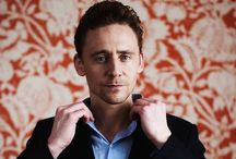 Tom Hiddleston / He is such an amazing actor, man, and just overall person in general. ❤️ / by Susan Bissonnette