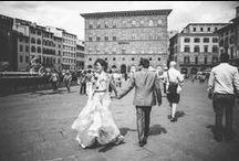 R+D's Florence wedding / Romantic Florence wedding