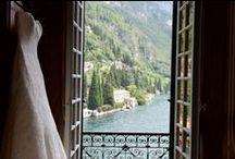 M+D's Lake wedding / Romantic Lake wedding