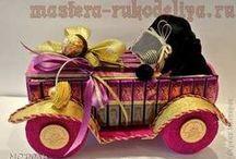 Букети та подарунки із солодощів