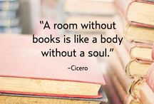 Books / Book quotes and quotes about books.