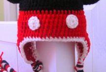 Idéias em Crochês