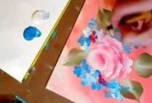 Angela Anderson Videos / Join Angela as she shows you lots of fun painting and crafting techniques and ideas!