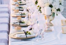 Wedding Tables / Cause it's so pretty!