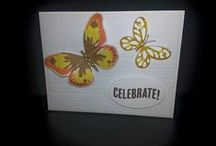 www.pinterest.com/patscrafthouse / I am a Grand Mother who Loves Homemade crafts. I enloy making cards the most.