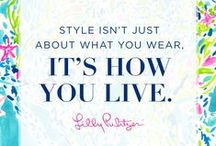 .. lilly quotes .. / Lilly Pulitzer quotes