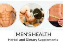 Men's Health Supplement / Find an herbal supplements for men's health. Buy herbal supplements for boosts immunity and rejuvenates tissue, emotional well-being and relaxation.