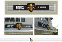 Portfólio - Placas Comerciais / Arte para todo tipo de placa comerciais.