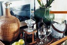 piña colada / Tropical home design and decor