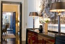Champagne / Classical design and decor
