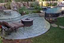 Colored Concrete / Affordable, efficient and versatile, colored concrete flooring will provide an attractive look that last years. Colored concrete walkways and colored concrete patios add life to your home and outdoor environment.