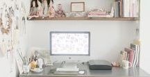 Crafty Spaces! / Craft rooms and studios to die for!