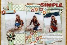 Scrappy Project Inspiration! / Ideas to get me scrappin' when my inspiration is lackin'!