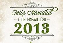 Feliz Navidad y Año Nuevo / by Iglesia Adventista del Séptimo Día
