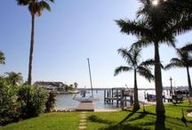 GREAT PLACES to LIVE! / Beautiful condos and homes on Florida's Gulf Beaches. Wonderful, waterfront living!