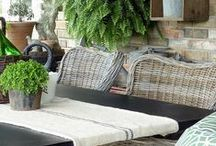Outdoor Decor Ideas! / Outdoor/backyard decor ideas I like...for that day I actually get a backyard, lol!
