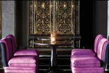 Pantone Color of the Year 2014: Radiant Orchid / Pantone Color of the Year 2014: Radiant Orchid Examples We Love at Design Connection, Inc. | Kansas City Interior Design #Pantone #ColorOfTheYear #RadiantOrchid #InteriorDesign http://designconnectioninc.com/blog/