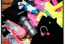 Athletic wear / All the active wear a girl could ever dream of.  / by Jenna from Little Green Running Shoes