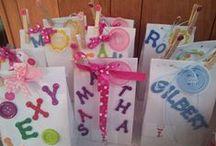 Kids birthday ideas / by Celia Robledo