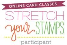 Stretch your stamps online class