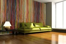 interior design :: amazing walls / by Toni Roeller