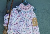 Hand made / Babies clothes 100% hand MADE in SPAIN