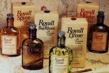Royall lime / Colonie artigianali create  partendo un'antica formula caraibica: alla base il lime,  nella varietà tipica delle isole Bermuda, con l'aggiunta di più di settanta ingredienti segreti. Le colonie Royall sono contenute in bottiglie di vetro pezzi unici, ognuna diversa dall'altra, realizzate a mano utilizzando vecchi stampi in argilla fatti più di cento anni fa. Tra i fan di Royall si annoverano Alain Delon e Sir Yehudi Menuhin.