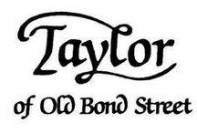 """Taylor of Old Bond Street / Fondata nel 1854 Taylor Of Old Bond Street è ancora oggi uno dei più celebri """"barber shop"""" londinesi, dove si recano i veri gentleman per fare la barba.Dalla sua nascita il marchio taylor è sempre rimasto nelle mani della stessa famiglia. Dal 1955 Leonard, attuale presidente, si dedica con grande competenza e con la medesima passione di allora alla formulazione e produzione dei prodotti verificandone l'efficacia e il grado di soddisfazione della clientela"""
