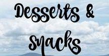 Desserts and Snacks /  Desserts and Snacks