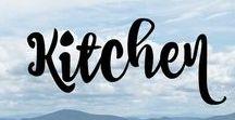 Kitchen /  Kitchen furniture, accessories and design ideas.