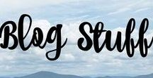 Blog stuff / A place for all of the blog tips and tricks I've found as well as social media strategies and money tips.