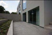 Villa met wellness / KELLER minimal windows
