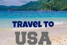 Travel to USA / USA travel inspiration - find travel destinations and activities filled with luxury, adventure and romance for states such as California, Pennsylvania, Texas, Florida, New York, Illinois, Washington