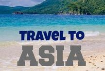 Travel to Asia / Asia travel inspiration - find travel destinations and activities filled with luxury, adventure and romance in countries such as Japan, Philippines, China, Thailand, Indonesia, Russia